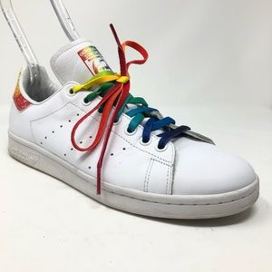 Adidas Stan Smith Pride Pack LGBT Rainbow Men 7.5
